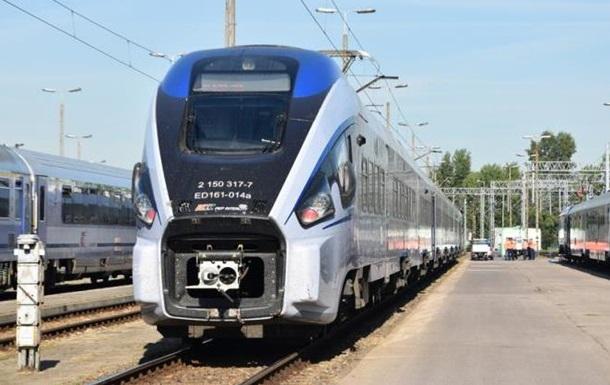 В Польше возобновили работу поезда Интерсити