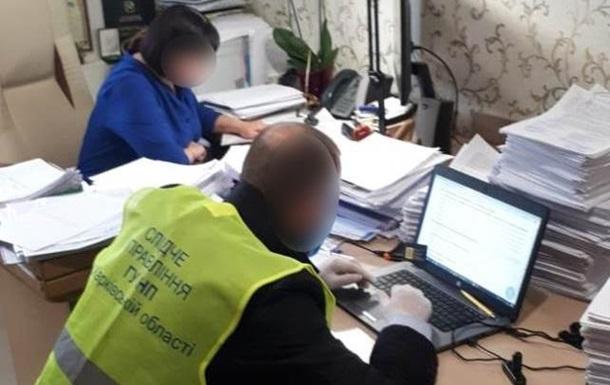 Поліція показала вилучене під час обшуків у мерії Харкова