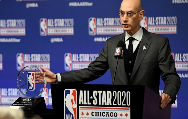 В НБА допускають, що сезон-2020/21 може відбутися без глядачів