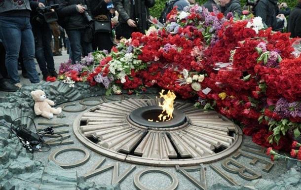 9 травня в Києві Як це було насправді