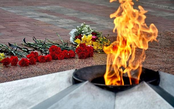 День Победы в Херсоне. Никто не забыт, ничто не забыто.