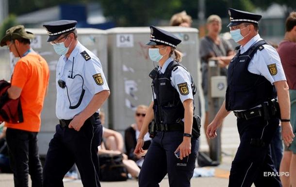 В Германии прошли протесты против карантина
