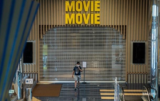 В Китае решили открыть кинотеатры после карантина