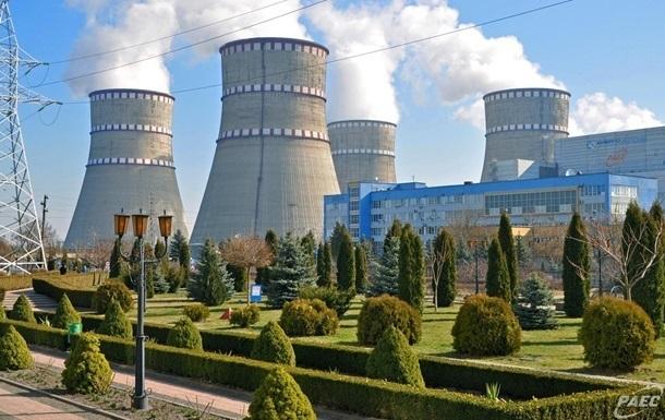 На АЭС Украины один энергоблок подключили, один - вывели в резерв