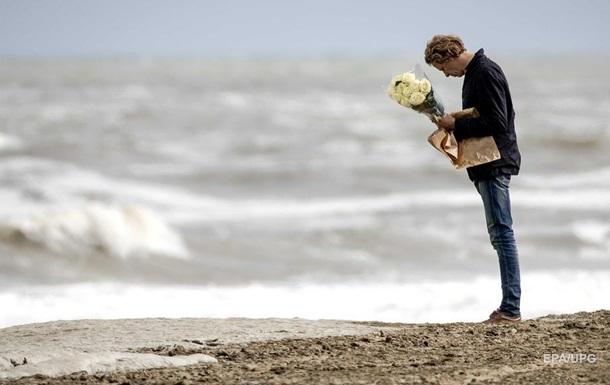 У побережья Нидерландов погибли пять серферов