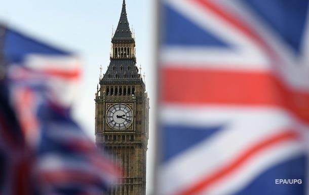 В Британии экономика падает как при финансовом кризисе 2008 года