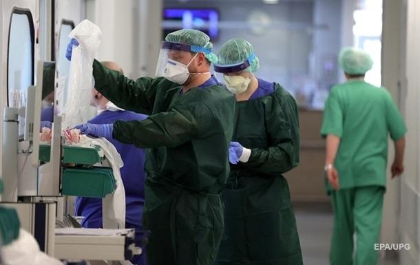 COVID-19 внесли в список профессиональных заболеваний в Украине
