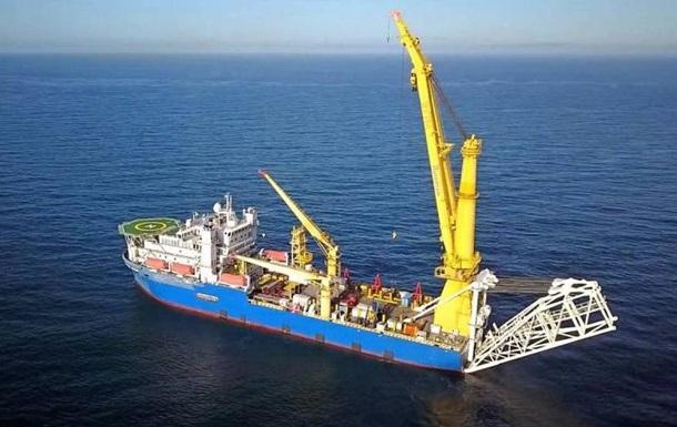 Газпром приготовился достроить СП-2 - Bloomberg