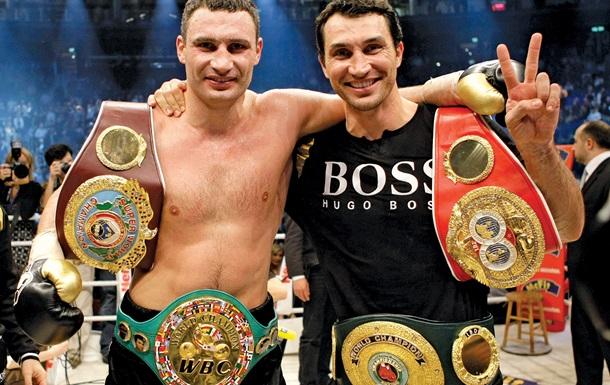 Братьям Кличко предложили вернуться в ринг и стать участниками боксерского турнира легенд
