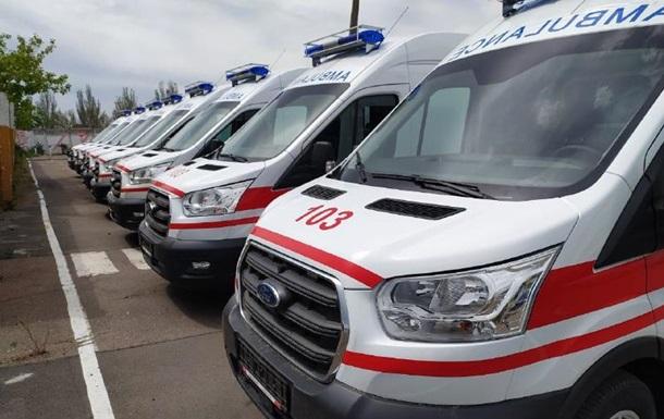 Компанія  ВіДі Юнікомерс  достроково поставила 85 машин швидкої допомоги для одеського регіону