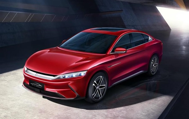 У Китаї представили конкурента Tesla