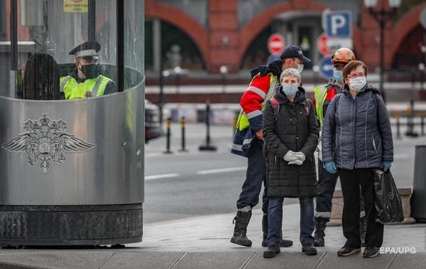 У РФ заявили, що зупинили епідемію коронавірусу