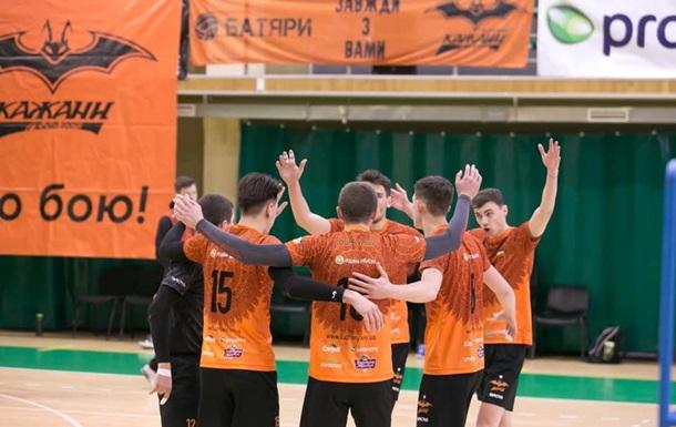 Чемпион Украины по волейболу подал заявку на участие в чемпионате Польши