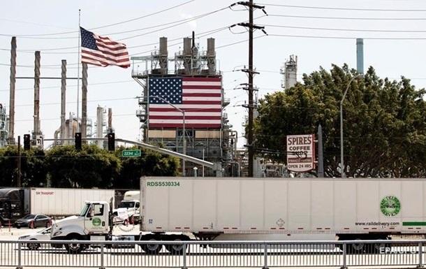 Американська промисловість рекордно впала