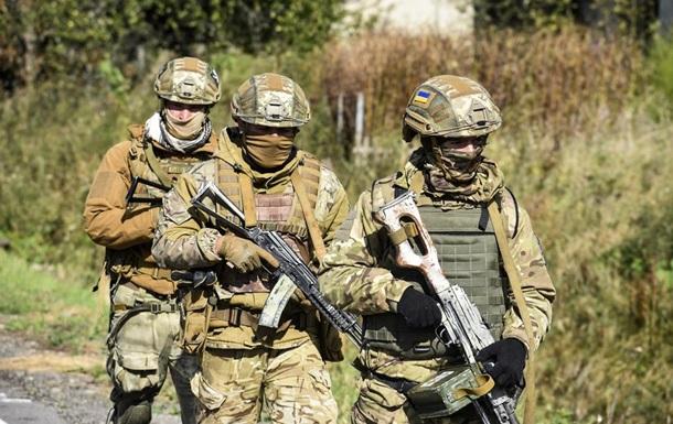 На Луганщине обстреляли позиции ВСУ, есть раненые