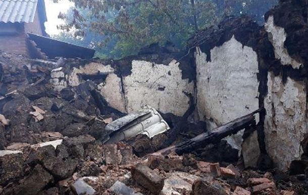 Черговий обстріл з боку «ДНР»