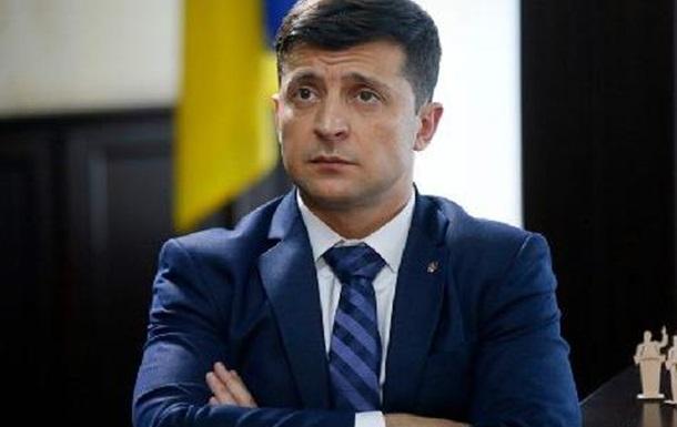 Итоги годовщины президентства Владимира Зеленского  Первое обещание, данное пере