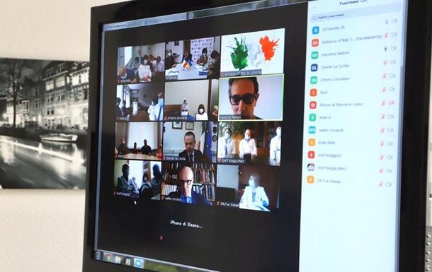 Італійські лікарі проконсультували київських колег щодо лікування COVID-19
