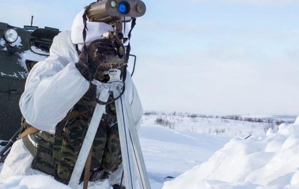 В РФ заявили о создании материала, маскирующего технику под сугробы