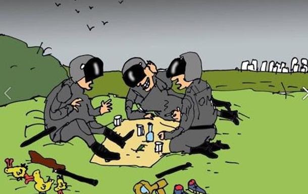 Российский оккупант: хозяин или охотник?
