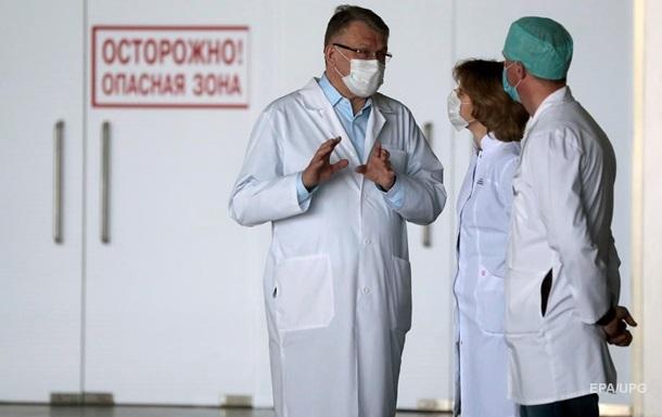 Луганських лікарів кличуть у Москву лікувати Covid
