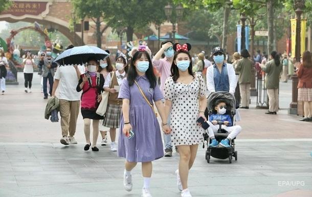У Китаї за добу виявили сім нових випадків COVID-19