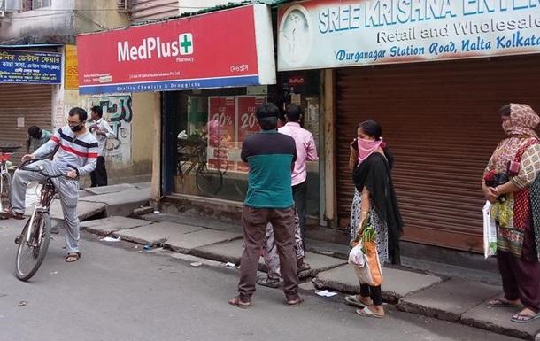 Влада Індії подовжила локдаун через коронавірус до кінця травня