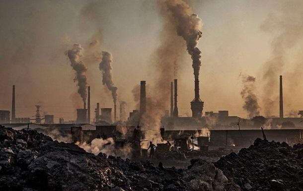 В Китае загрязнение воздуха бьет прошлогодние рекорды