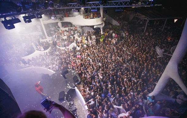 В ночных клубах Одессы игнорировали карантин