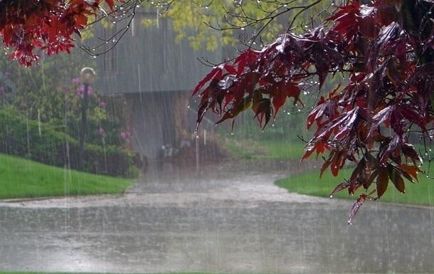 Погода на неделю 18 - 22.05.2020