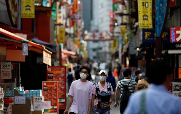Економіка Японії увійшла у рецесію через пандемію COVID-19