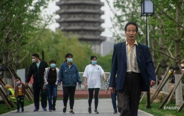 В Китае впервые за месяц умер больной коронавирусом