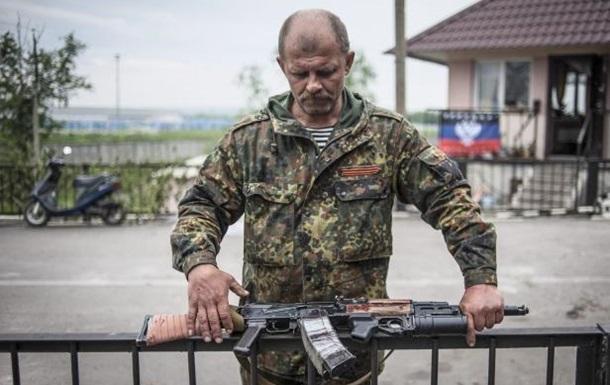 Безлад в лавах НЗФ «ДНР»