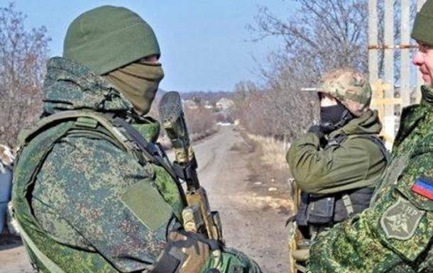 Служба в НЗФ «ДНР»