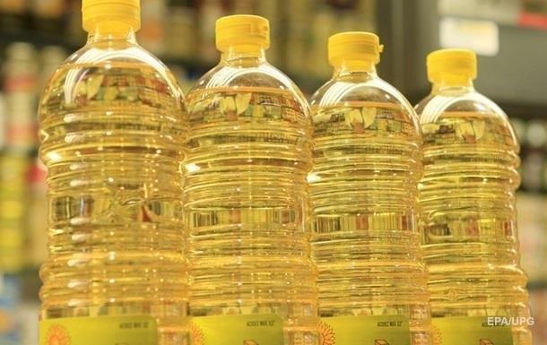 В Украине зафиксировали рекордный экспорт подсолнечного масла