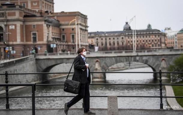 В Швеции рекордная смертность с 1993 года