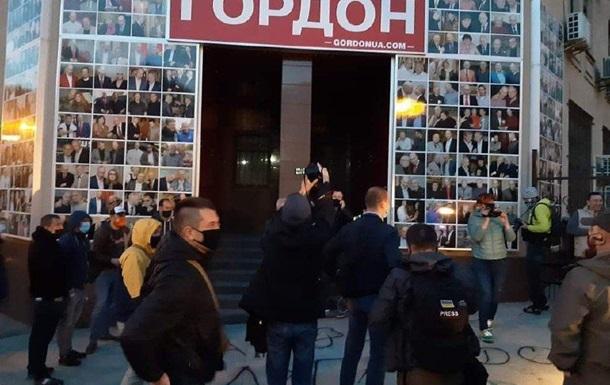 Інтерв ю з Гіркіним: біля офісу Гордона протести, СБУ обіцяє перевірку