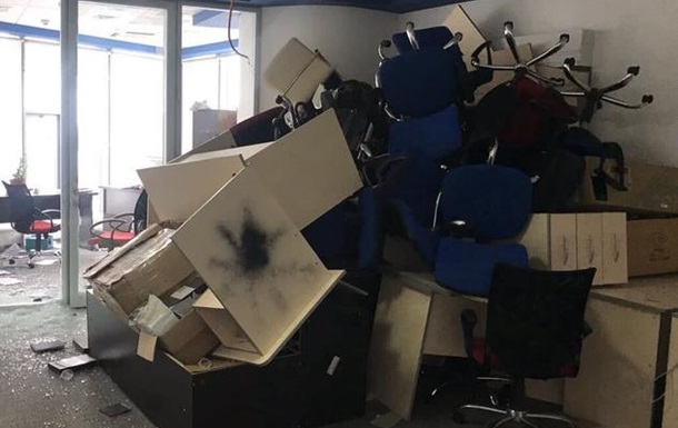 Офис противодействия рейдерству подвергся атаке рейдеров
