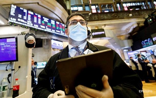 Фондовые индексы США взлетели на новостях о вакцине от COVID
