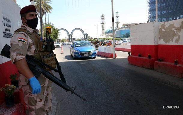 В  Зеленой зоне  Багдада упали ракеты − СМИ
