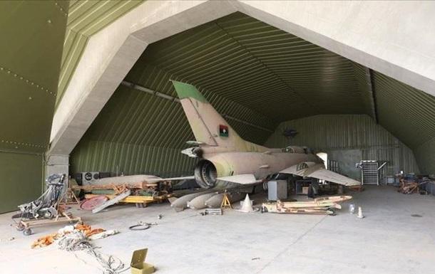 Правительственные войска Ливии отбили авиабазу у армии Хафтара