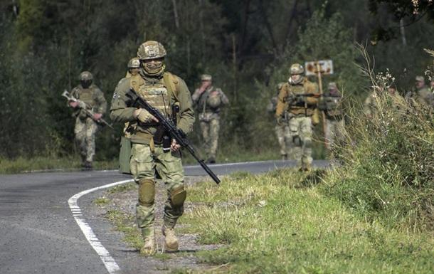 Сутки на Донбассе: 11 обстрелов, ВСУ без потерь