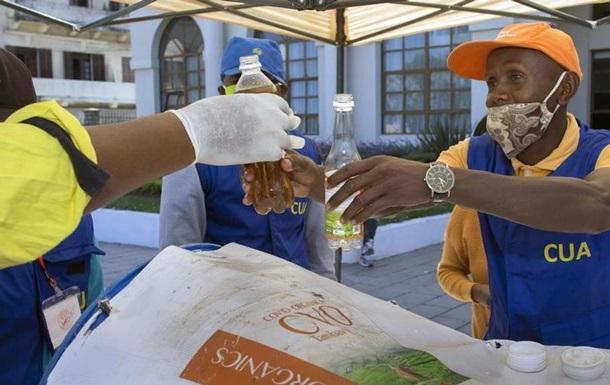 Настоянка полину - ліки з Африки проти коронавірусу?