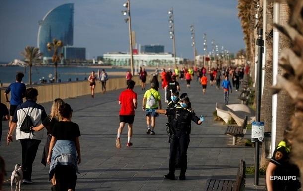 В Іспанії скасують карантин для туристів