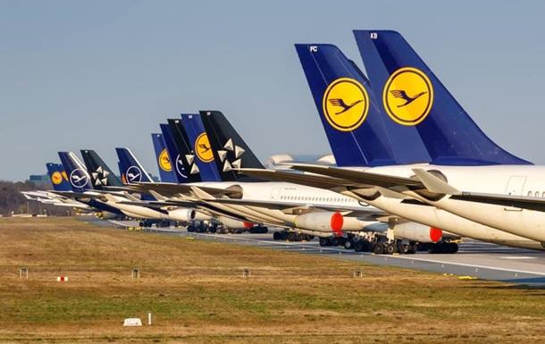 Озвучений прогноз щодо відновлення пасажирських авіаперевезень у світі