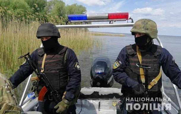 На Черкащині пройшла спецоперація із затримання групи браконьєрів