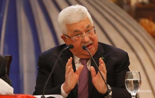 У Палестині оголосили про вихід зі всіх угод з Ізраїлем і США