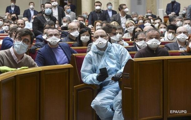 У Раді заразився коронавірусом вже дев ятий депутат