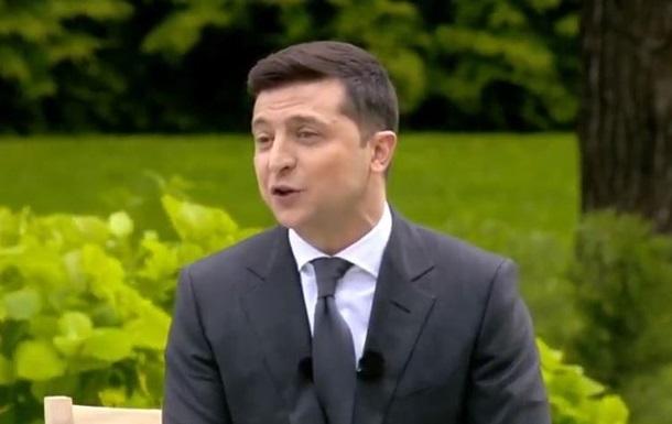Зеленський відповів на критику за кадрові призначення