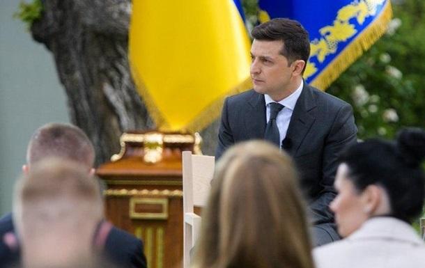 Зеленский прокомментировал  пленки Порошенко